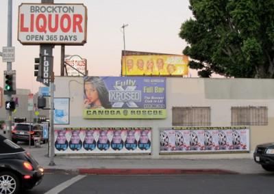 Brockton & Santa Monica